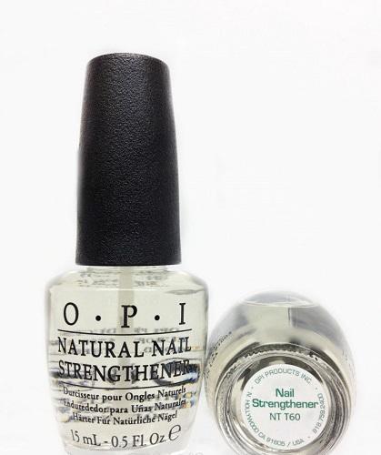 L: New boxless OPI ナチュラルネイルストレンスナー15 ml ネイル ...