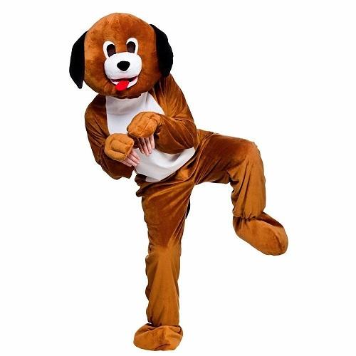 【あす楽対応】 ドッグコスチューム 全身着ぐるみ 本格 リアル 犬 アニマル イベント衣装 パーティー 仮装【送料無料】 新品