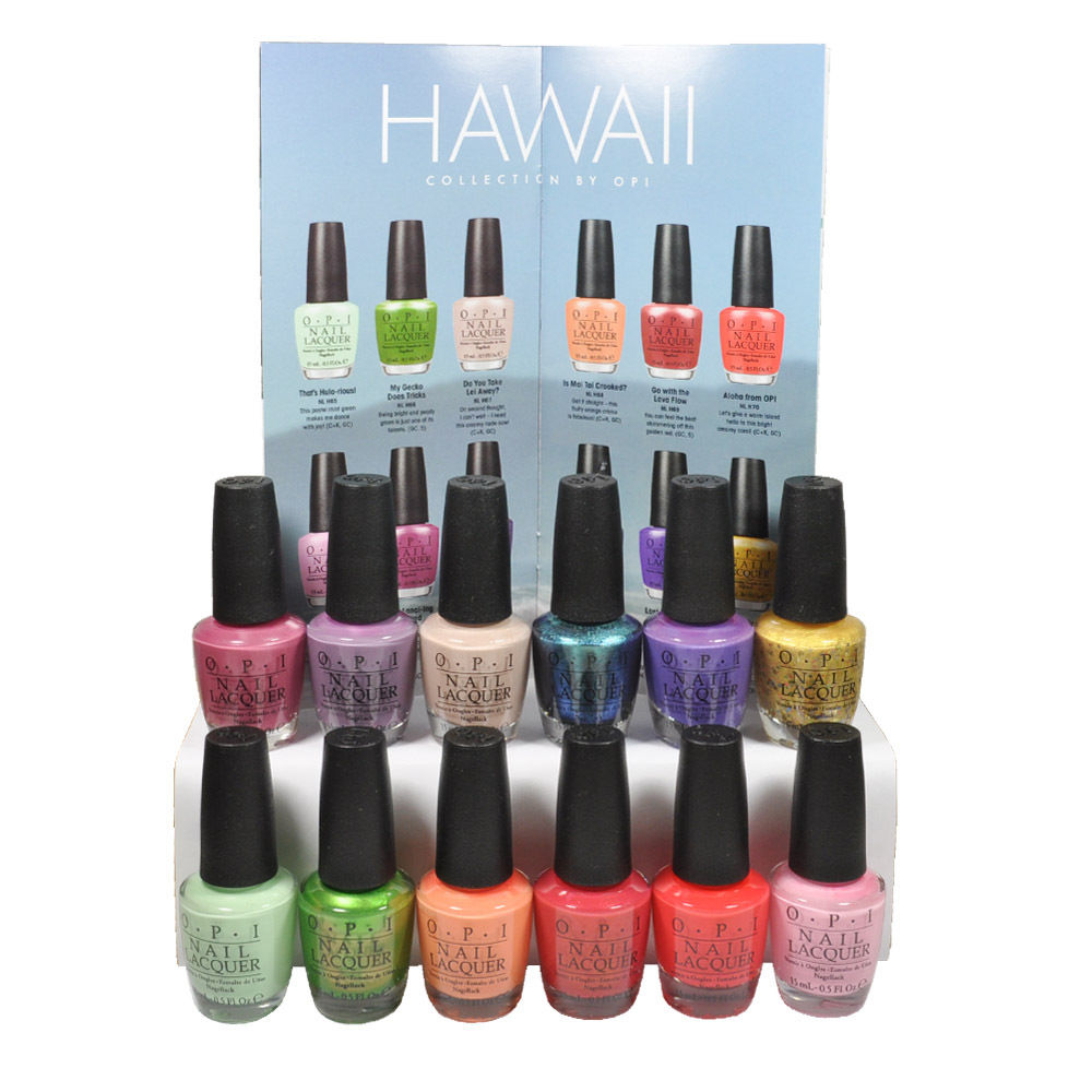 L | Rakuten Global Market: New new new-OPI OPI nail lacquer Hawaii ...