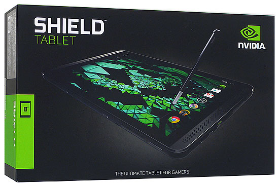 Brand new-NVIDIA SHIELD advanced Android Tablet handheld gaming-NVIDIA  SHIELD TABLET Tablet 16 GB Wi-Fi parallel imports