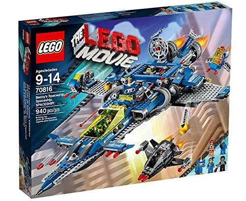 送料無料 新品●LEGOムービー LEGO 70816 レゴ ムービー ベニーの宇宙船ったら宇宙船●