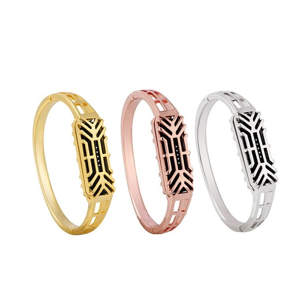送料無料 新品●Fitbit Flex2 バングル型 ホルダー ブレスレット●フィットビット フレックス Flex 2 bangle Bracelet Holder●OEM製品 百