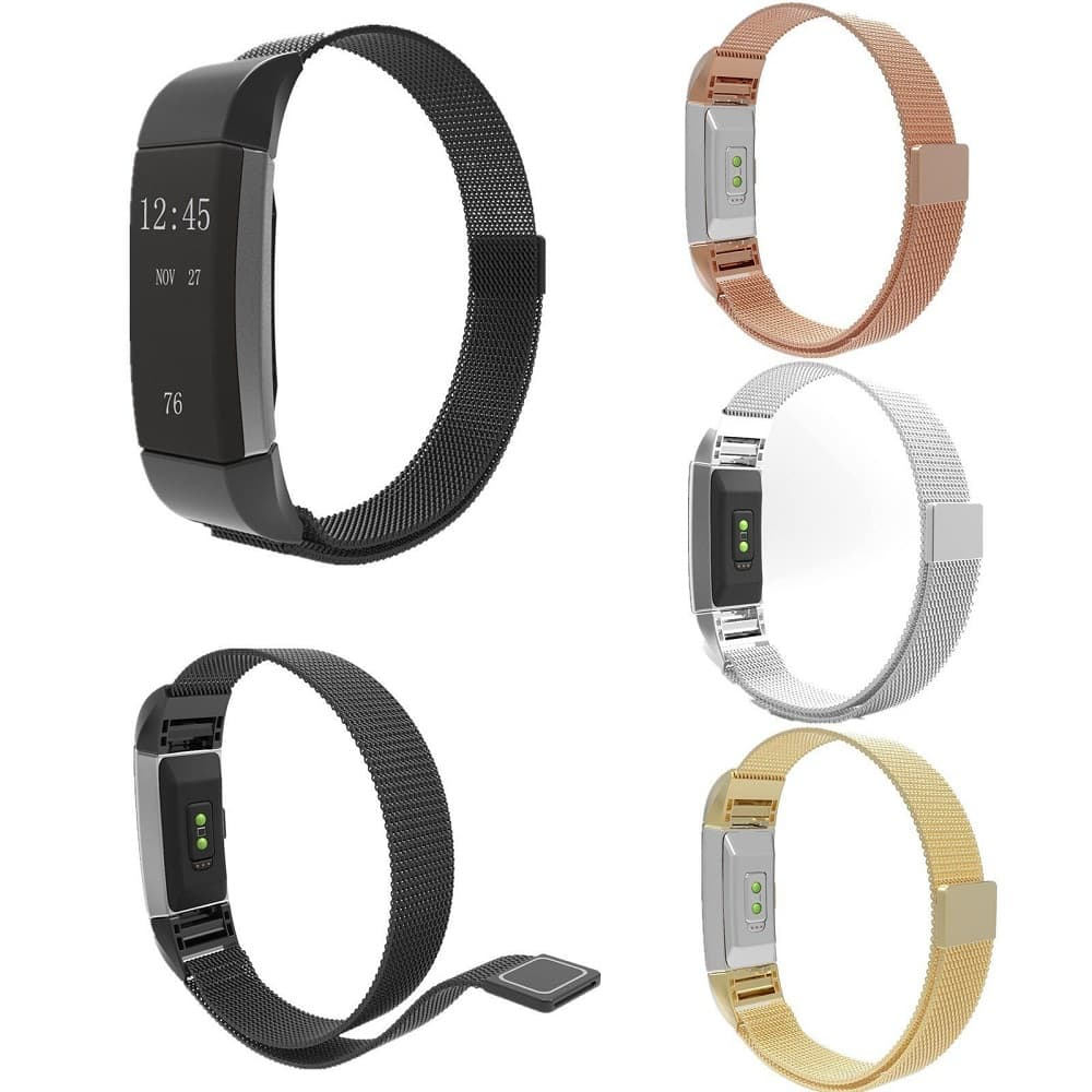fitbit charge2 ファームウェア 確認