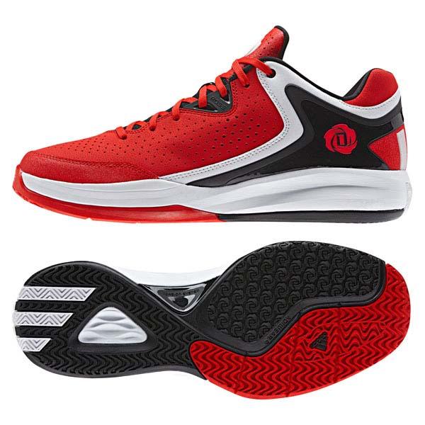 derrick rose low cut shoes