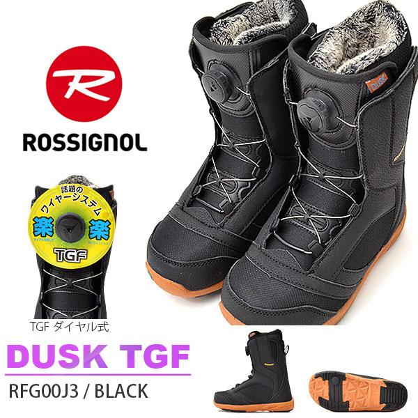 送料無料 ROSSIGNOL ロシニョール スノーボード ブーツ スノボ DUSK TGF RFG00J3 レディース 婦人 スノー ダイヤル式 ブーツ 51%off