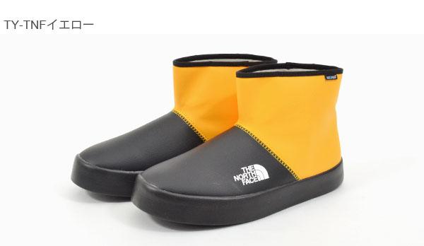 ショート レインブーツ THE NORTH FACE ザ・ノースフェイス メンズ レディース Traverse Base Camp Bootie Lite Short トラバース ベースキャンプ ビーティ ライト ショート 2019春夏新作 レインシューズ 雨靴 長靴 nf51946