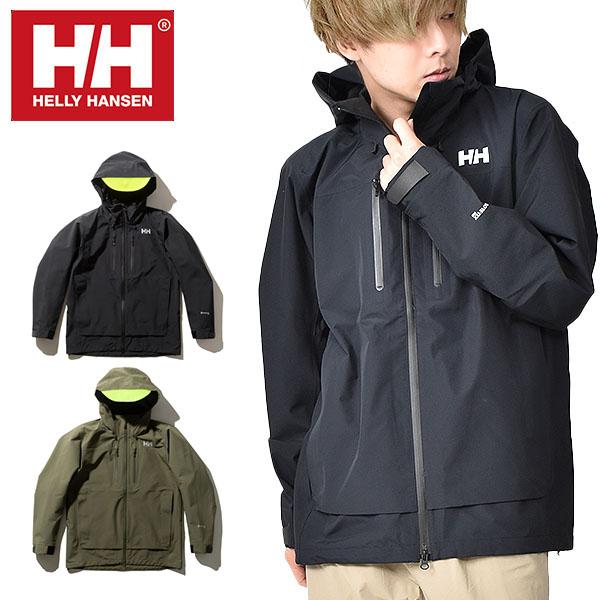 送料無料 GORE-TEX 防水 ナイロン ジャケット HELLY HANSEN ヘリーハンセン Attractor GTX-Pro Jacket アトラクター ゴアテックス プロ ジャケット メンズ hh11971