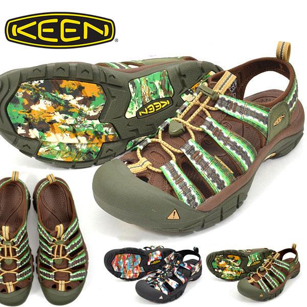 限定コラボカラー 送料無料 水陸両用 サンダル KEEN キーン 靴 レディース Newport H2 ニューポート シューズ フェス アウトドア 国内正規品