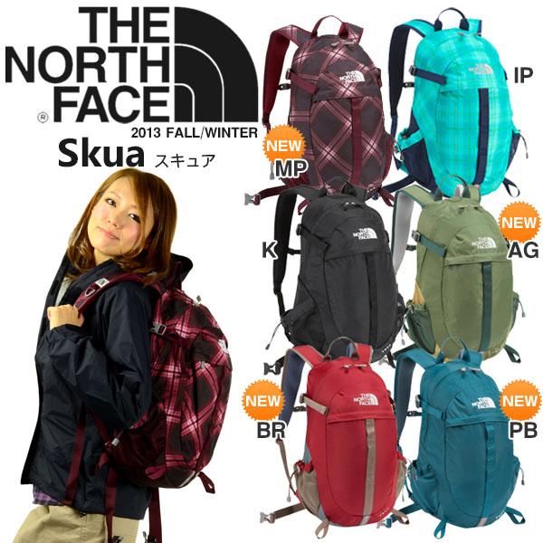 北脸背包THE NORTH FACE治疗SKUA 20L日包NM71201帆布背包帆布背包户外徒步旅行登山