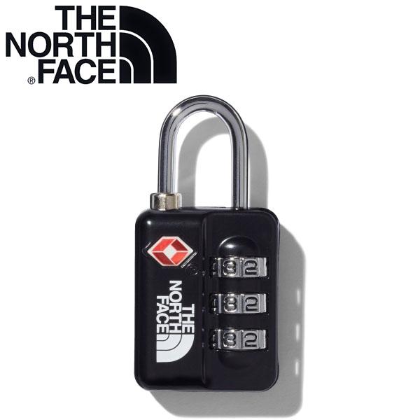 今季も再入荷 THE NORTH FACE 即出荷 ノースフェイス 鍵 ロック ゆうパケット対応 3桁ダイヤル式 Lock ザ TSA TNF 2021春夏新作 nn32113