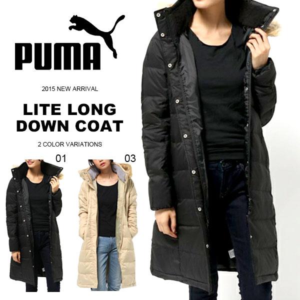 elephant-shoe | Rakuten Global Market: Ladies long coat PUMA PUMA ...