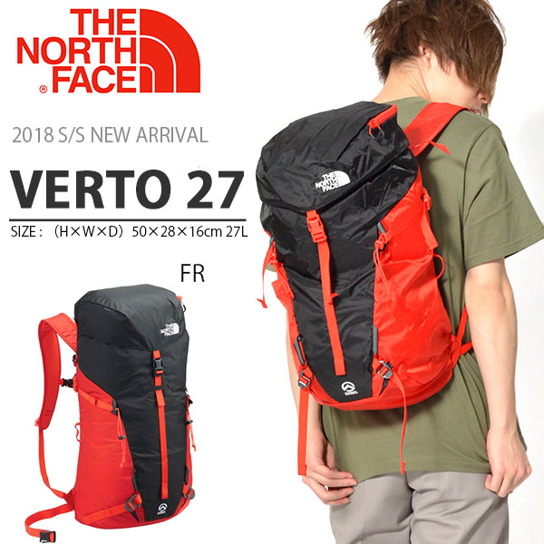 the north face verto 27