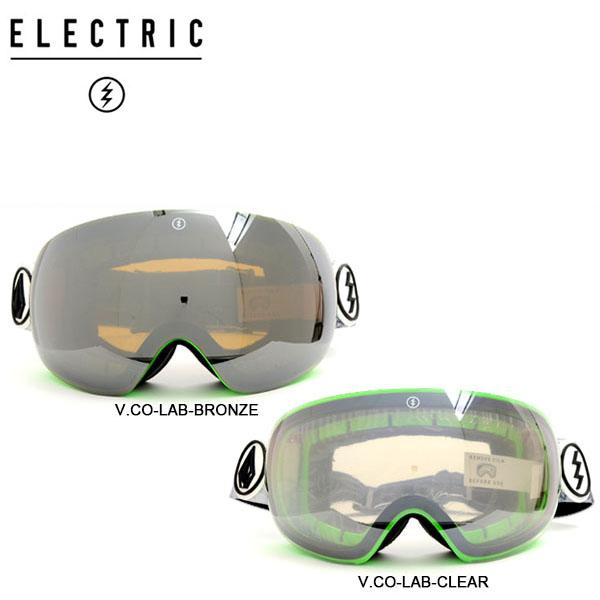 送料無料 スノーゴーグル ELECTRIC エレクトリック EG3 日本正規品 メンズ レディース ユニセックス スノボ スノーボード スノー ゴーグル 球面レンズ スペアレンズ 付き 得割45