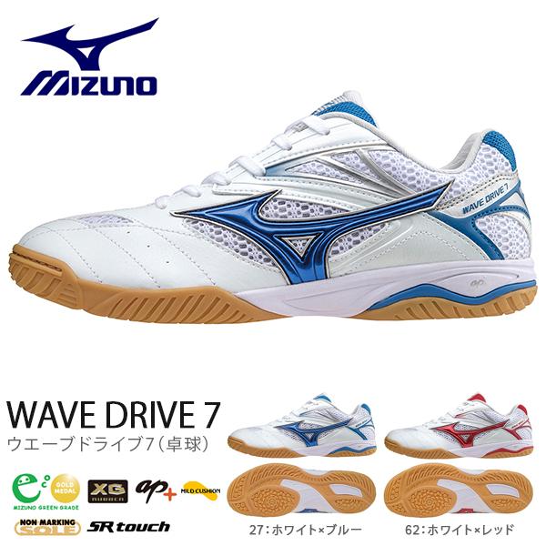 mizuno wave drive 7