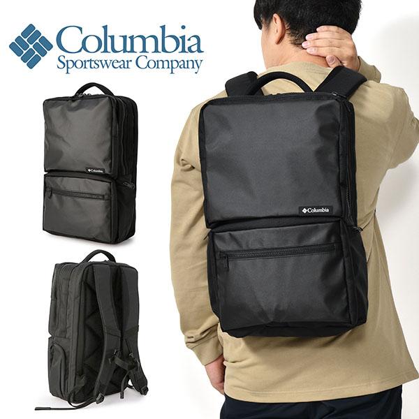 送料無料 バックパック コロンビア Columbia Star Range Square Backpack 2 ビジネスバッグ 22L 通勤用 通学用 リュック リュックサック バッグ ビジネス 通勤 通勤バッグ ブリーフケース メンズ レディース PU8198 15%off 【あす楽対応】