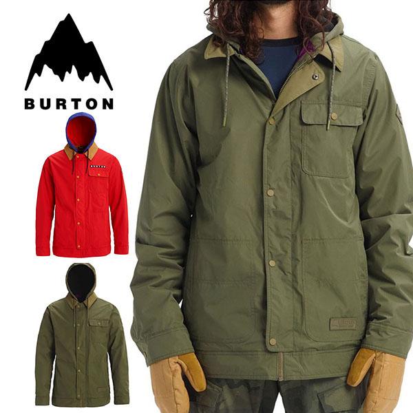 送料無料 スノーボードウェア バートン BURTON DUNMORE JAKCET メンズ ジャケット スノボ スノーボード スノーボードウエア SNOWBOARD WEAR スキー 30%off