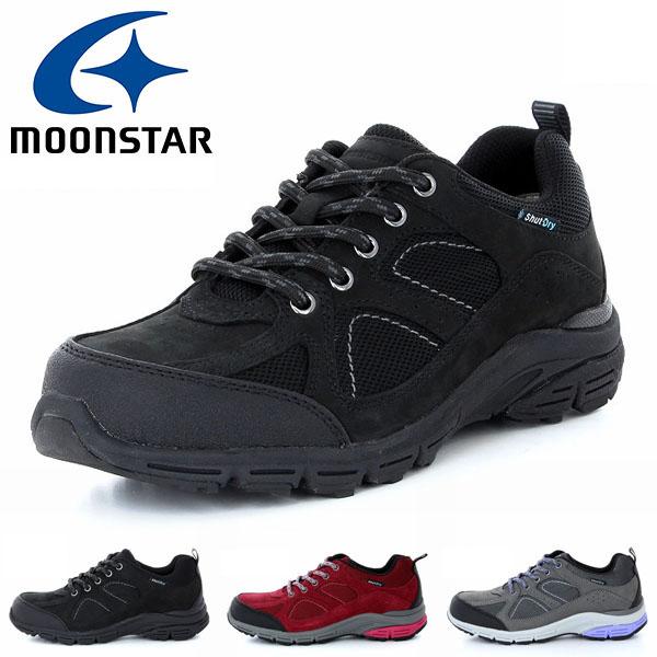 送料無料 防水 ウォーキングシューズ ムーンスター ワールドマーチ MoonStar WORLD MARCH レディース 3E 幅広 ウォーキング シューズ スニーカー 靴 WL3602 得割21
