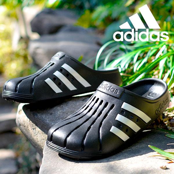 在庫一掃 クロッグ サンダル アディダス adidas メンズ レディース シューズ ADILETTE ブランド品 CLOG 3本ライン FY6045 U 靴 クロッグサンダル FY8970 2021春新作 FY8969
