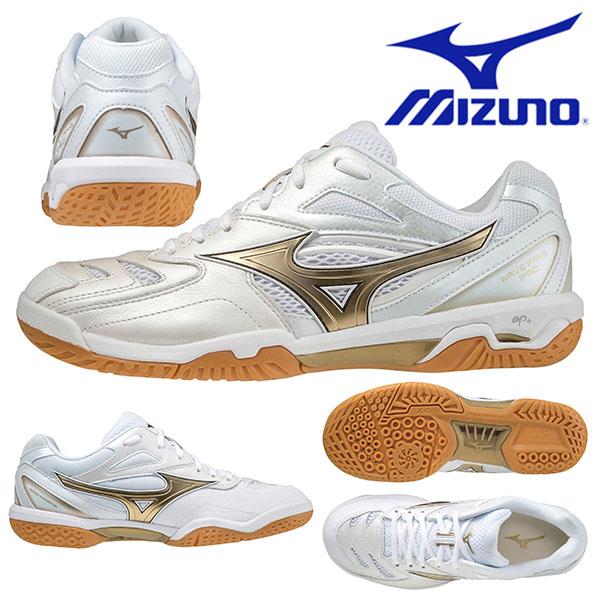 ミズノ MIZUNO 通販 激安 バドミントン シューズ メンズ レディース 送料無料 バドミントンシューズ WAVE 全商品オープニング価格 FANG クラブ 練習 PRO ウエーブファング 71GA2100 得割25 試合 部活 靴