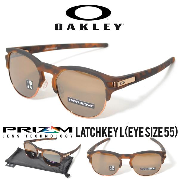 送料無料 サングラス OAKLEY オークリー LATCH KEY L ラッチ キー L (EYE SIZE 55) prizm tungsten Lens プリズム ミラー レンズ 日本正規品 眼鏡 アイウェア oo9394-03