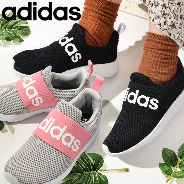 スニーカー アディダス adidas レディース シューズ LITE ADIRACER ADAPT 4.0 格安激安 K でかロゴ グレー Q47207 靴 2021秋新色 ライトアディレーサー 送料無料 スリッポン GY2614 ビッグロゴ Q47209 出群 Q47208 カジュアル