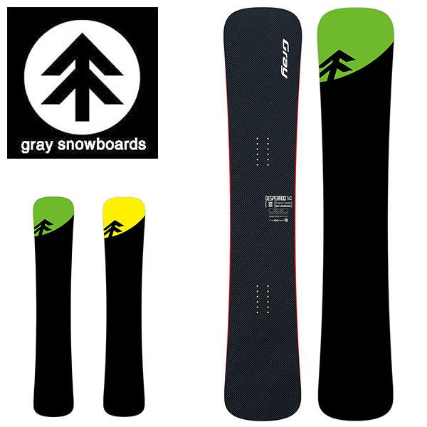 送料無料 ボード 板 gray snowboards グレイ スノーボード メンズ DESPERADO TiC デスペラード ティーアイシー スノボ カービング カーヴィング ボード 154 157 2019-2020冬新作 19-20 19/20 10%off