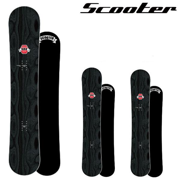 送料無料 スノーボード 板 Scooter スクーター REBBON メンズ カービング カーヴィング スノーボード キャンバー 154 157 19/19 20%off