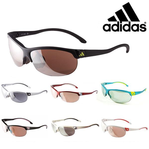 送料無料 スポーツサングラス アディダス adidas レディース a171 ADIZERO S ランニング マラソン ゴルフ 釣り 自転車 テニス サイクリング 陸上 紫外線対策 UVカット 得割30