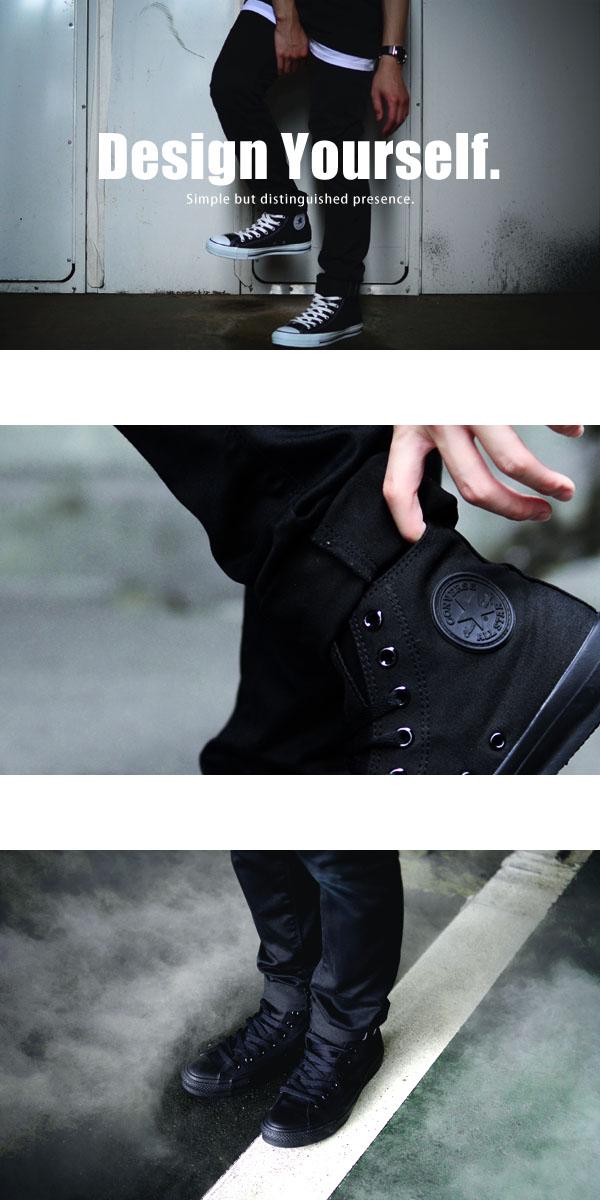 送料無料コンバースCONVERSEキャンバスオールスターハイカットHIスニーカーCANVASALLSTARHI【日本正規代理店品】メンズ定番シューズ(ブラックホワイトネイビーレッド)【あす楽配送】