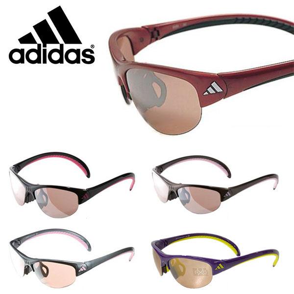 送料無料 スポーツサングラス アディダス adidas レディース a129 gazelle S ランニング マラソン ゴルフ 釣り 自転車 テニス サイクリング 陸上 紫外線対策 UVカット 得割30