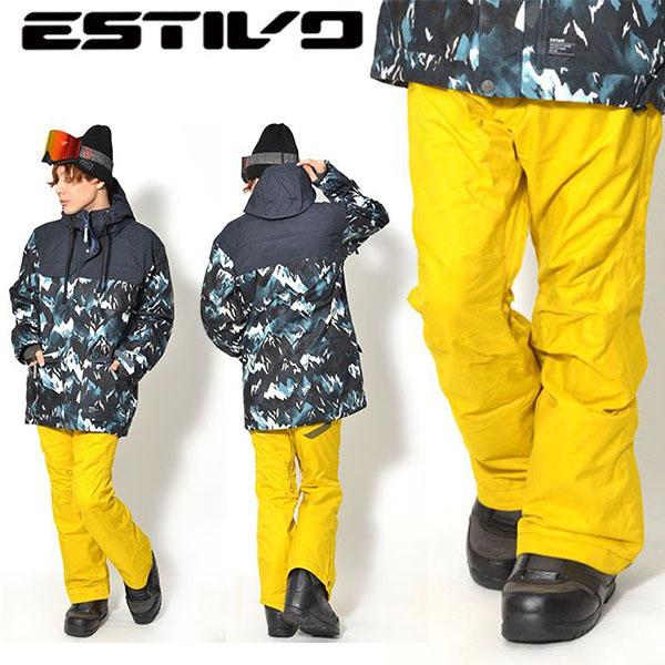 半額!! 送料無料 スノーボードウェア エスティボ ESTIVO EV DANK PNT メンズ パンツ スリムフィット スノボ スノーボード スノーボードウエア SNOWBOARD WEAR スキー 50%off