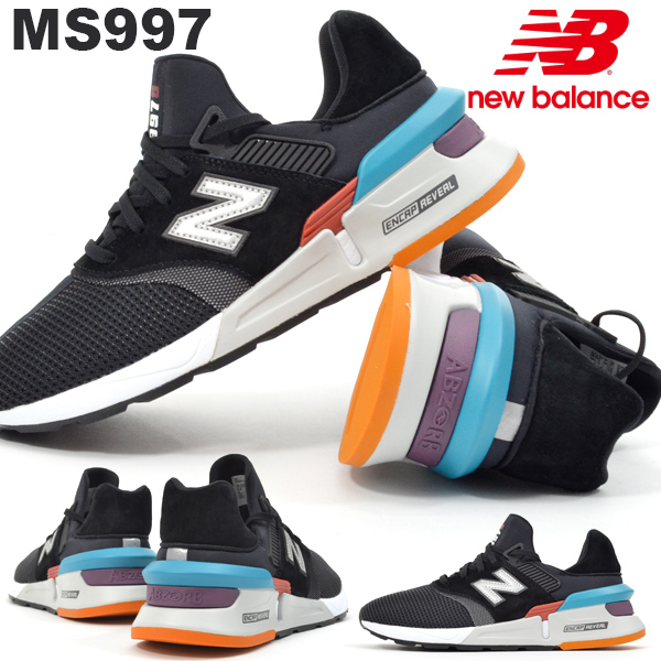 送料無料スニーカーニューバランスnewbalanceMS997メンズローカットカジュアルシューズ靴2019春夏新作得割20