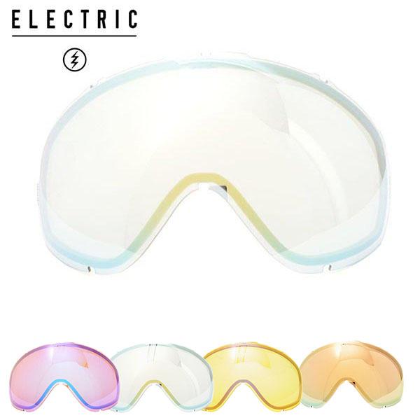 送料無料 交換用レンズ ELECTRIC エレクトリック MASHER マッシャー ゴーグル 日本正規品 スペア スノボ スノー ボード 球面レンズ