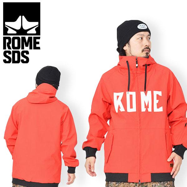 送料無料 スノーボードウェア ROME SDS ローム SDS JACKET メンズ ジャケット スノボ スノーボード スノーウェア スタジャン25%off