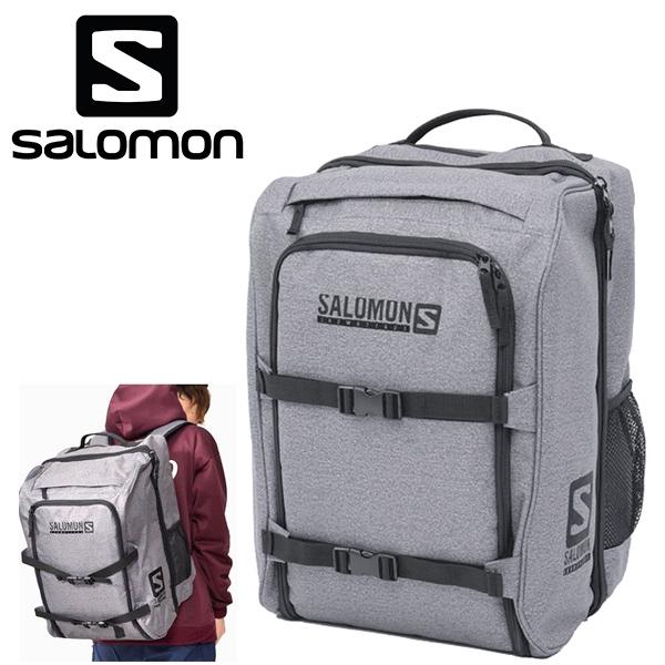 送料無料 SALOMON サロモン ブーツバッグ SLMN BOOTS BAG バックパック リュック ブーツケース 2017-2018冬新作 スノーボード ブーツ収納 スノー スノボ 17-18 25%off