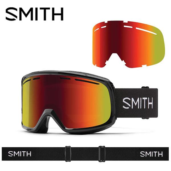 送料無料 スノーゴーグル SMITH OPTICS スミス Range レンジ レディース スノボ スノー ゴーグル 日本正規品 20%off