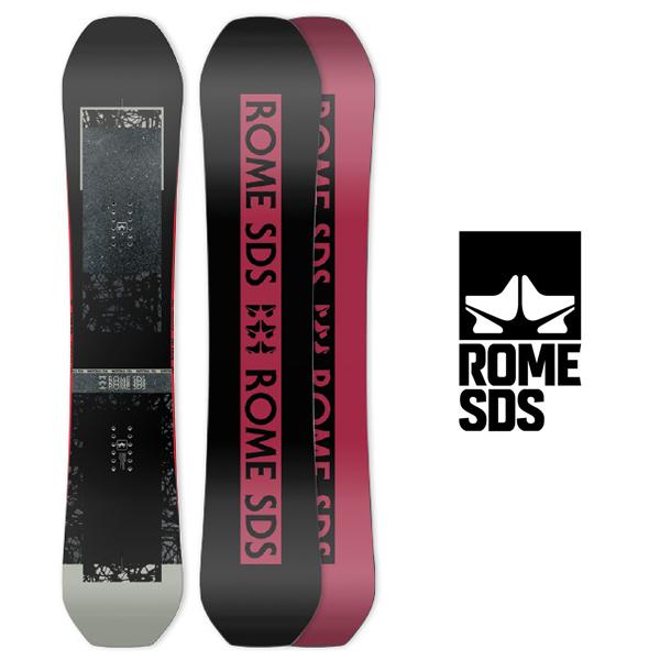 送料無料 スノー ボード 板 ROME SDS ローム NATIONAL メンズ スノーボード スノボ 紳士用 キャンバー フリーラン パーク 152 40%off