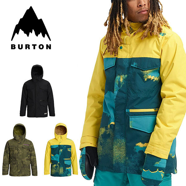 送料無料 スノーボードウェア バートン BURTON COVERT JACKET メンズ ジャケット スノボ スノーボード スノーボードウエア SNOWBOARD WEAR 20%off