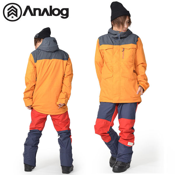 送料無料 スノーボードウェア アナログ Analog CINDERBLADE PANT メンズ パンツ ボトムス スノボ スノーボード スノーボードウエア SNOWBOARD WEAR スキー 2018-2019冬新作 18-19 18/19 25%off