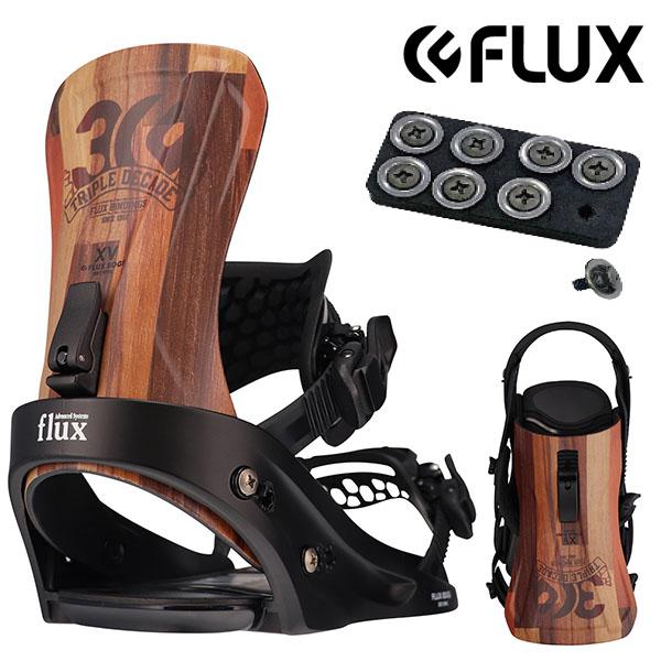 送料無料 FLUX フラックス バインディング XV エックスブイ メンズ スノーボード BINDING ビンディング 得割20
