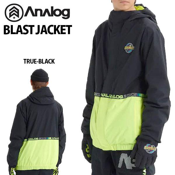 送料無料 スノーボードウエア アナログ Analog Blast Jacket メンズ ジャケット スノボ スノーボード スノーボードウエア スキー 2019-2020冬新作 19-20 19/20 10%off