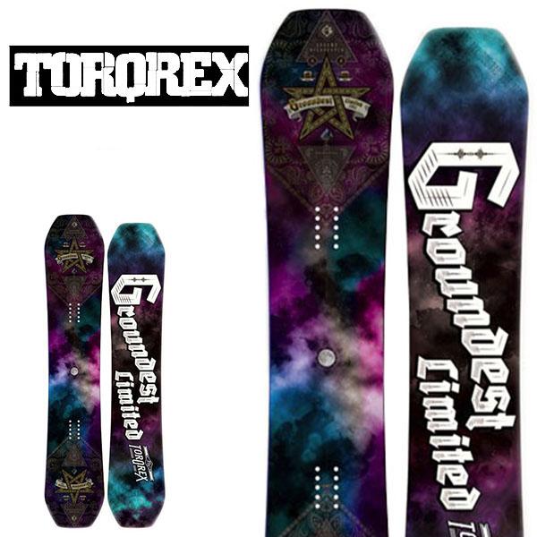 送料無料 TORQREX トルクレックス ボード GROUND HIGHPOPPER グラウンドハイポッパー 板 スノーボード メンズ 紳士スノーボード ダブルキャンバー 150.5 30%off
