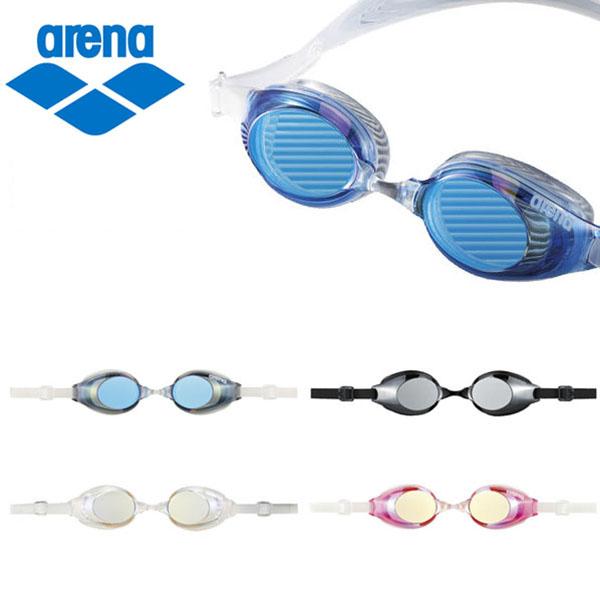 水泳 2020春夏新作 ゴーグル アリーナ arena スイムゴーグル くもり止め スイムグラス ミラー加工 メンズ セール商品 プール レディース AGL530M スイミング