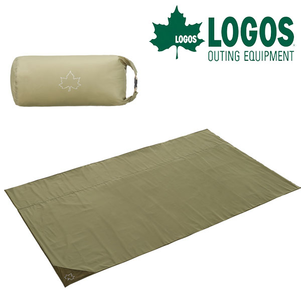 送料無料 ロゴス LOGOS テントぴったり防水マット WXL テントマット シート インナーマット テント フロアシート アウトドア キャンプ 野外フェス レジャー BBQ バーベキュー 71809606