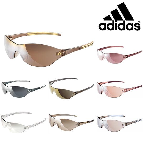 送料無料 スポーツサングラス アディダス adidas メンズ レディース a262 THE SHIELD ランニング マラソン ゴルフ 釣り 自転車 テニス サイクリング 陸上 紫外線対策 UVカット 得割30