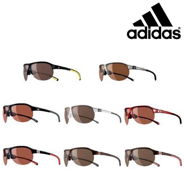 送料無料 スポーツサングラス アディダス adidas メンズ a178 TOURPRO Lサイズ ゴルフ ランニング 釣り 自転車 テニス 紫外線対策 UVカット 得割30