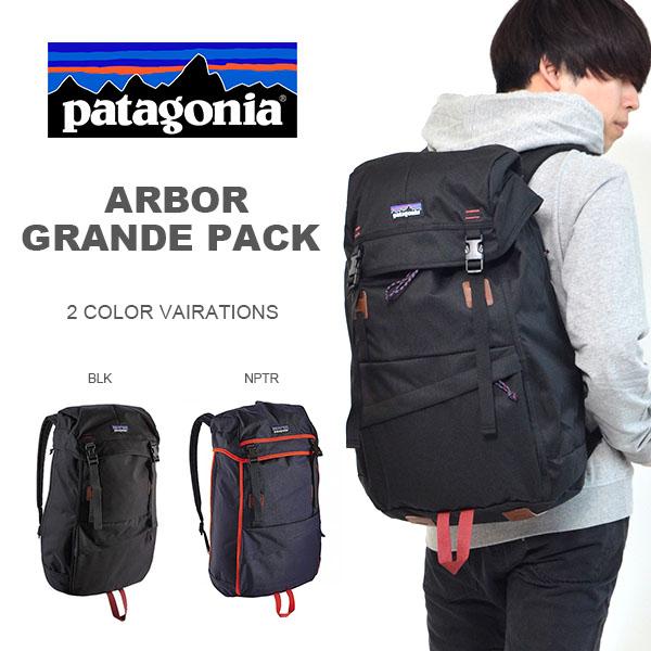 送料無料 リュックサック パタゴニア Patagonia アーバー・グランデ・パック 32L Arbor Grande Pack 国内正規品 アウトドア ザック バックパック バッグ かばん