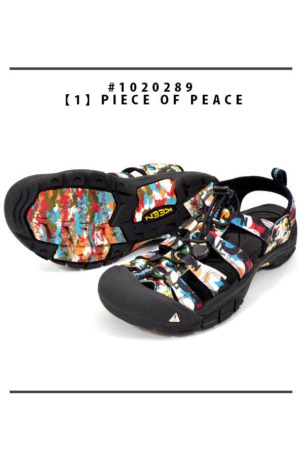 限定コラボカラー送料無料水陸両用サンダルKEENキーン靴メンズNewportH2ニューポートシューズ2019春夏新作フェスアウトドア国内正規品