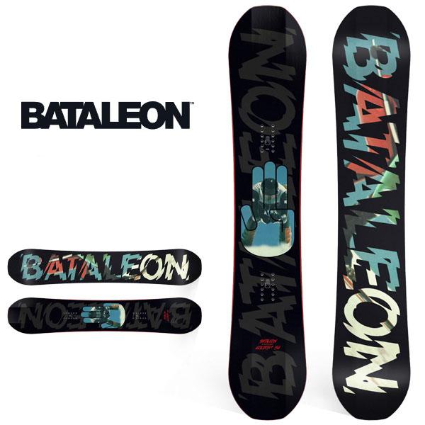 送料無料 スノー ボード 板 BATALEON バタレオン Goliath メンズ スノーボード スノボ 紳士用 3Dキャンバー フリースタイル 151 154 得割40