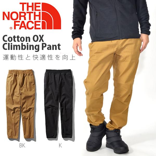 送料無料 クライミングパンツ THE NORTH FACE ザ・ノースフェイス メンズ Cotton OX Climbing Pant コットンオックス ロング アウトドア 2019春夏新作 ストレッチ nb31932